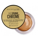 MAYBELLINE FACE STUDIO JELLY HIGHLIGHTER ILUMINATOR METALLIC GOLD 40