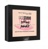 MAYBELLINE FACE STUDIO SETTING POWDER PUDRA MATIFIANTA PORCELAIN 003