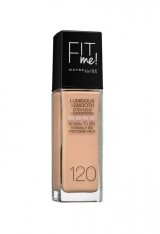 MAYBELLINE FIT ME LUMINOUS + SMOOTH FOND DE TEN CLASSIC IVORY 120