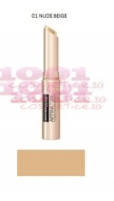 MAYBELLINE NEW YORK AFFINITONE TONE-ON-TONE CONCEALER 01 NUDE BEIGE