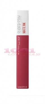 MAYBELLINE SUPERSTAY MATTE INK RUJ LICHID MAT RULER 80