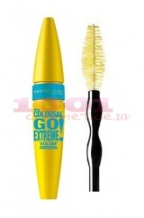 MAYBELLINE THE COLOSSAL GO EXTREME VOLUM MASCARA BLACK WATERPROOF