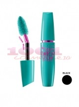 MAYBELLINE THE MEGA PLUSH VOLUM EXPRESS MASCARA BLACK