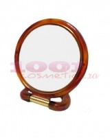 MEIJIAER CHIC DE MIRROR DOUBLE SIDED OGLINDA ROTUNDA PENTRU MAKEUP 12 CM 417-6