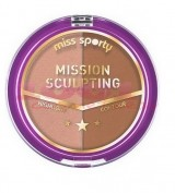 MISS SPORTY MISSION SCULPTING CONTOURING SCULPTING