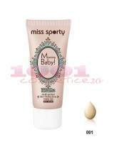 MISS SPORTY MORNING BABY BB CREAM MATTE LIGHT 001