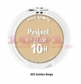 MISS SPORTY PERFECT TO LAST 10 H PUDRA COMPACTA 003 GOLDEN BEIGE