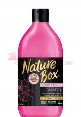 NATURE BOX COLD PRESSED ALMOND OIL BALSAM PENTRU PAR