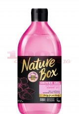 NATURE BOX COLD PRESSED ALMOND OIL GEL DE DUS