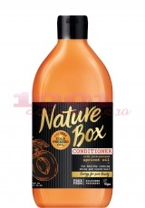 NATURE BOX COLD PRESSED APRICOT OIL BALSAM PENTRU PAR