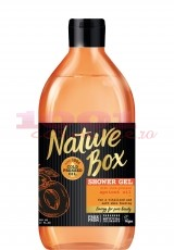 NATURE BOX COLD PRESSED APRICOT OIL GEL DE DUS