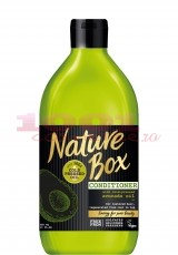 NATURE BOX COLD PRESSED AVOCADO OIL BALSAM PENTRU PAR