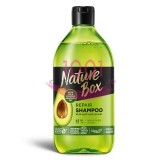 NATURE BOX COLD PRESSED AVOCADO OIL SAMPON PENTRU PAR