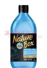 NATURE BOX COLD PRESSED COCOS OIL GEL DE DUS