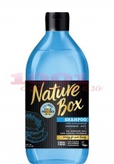 NATURE BOX COLD PRESSED COCOS OIL SAMPON PENTRU PAR