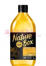 NATURE BOX COLD PRESSED MACADAMIA OIL GEL DE DUS