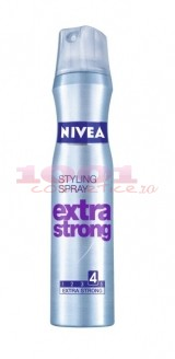 NIVEA STYLING SPRAY  EXTRA STRONG PUETRE 4
