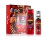 OLD SPICE TIMBER DEODORAT 150 ML + GEL DE DUS 250 ML SET