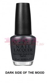 OPI COLECTIA FIFTY SHADES OF GREY LAC DE UNGHII DARK SIDE OF THE MOOD