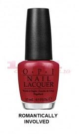 OPI COLECTIA FIFTY SHADES OF GREY LAC DE UNGHII  ROMANTICALLY INVOLVED