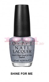 OPI COLECTIA FIFTY SHADES OF GREY LAC DE UNGHII SHINE FOR ME
