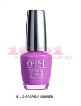 OPI INFINITE SHINE 2 LAC DE UNGHII CU ASPECT DE GEL GRAPELY ADMIRED IS L12