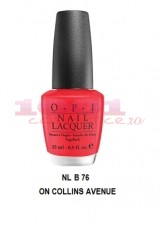 OPI LAC DE UNGHII  ON COLLINS AVENUE NLB 76