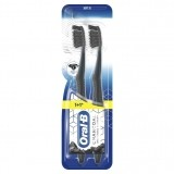 ORAL B CHARCOAL WHITENING THERAPY PERIUTE DE DINTI SET 1+1
