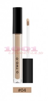 O.TWO.O BLACK GOLD CONCEALER ANTICEARCAN LICHID 04