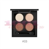 O.TWO.O EYESHADOW TRUSA FARDURI 4 CULORI 03