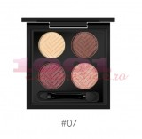 O.TWO.O EYESHADOW TRUSA FARDURI 4 CULORI 07