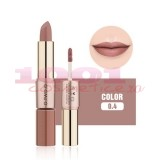 O.TWO.O GOLD ROSE 2IN1 MATTE LIPSTICK & LIQUID LIPSTICK 04