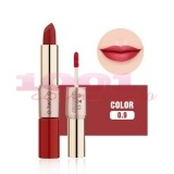 O.TWO.O GOLD ROSE 2IN1 MATTE LIPSTICK & LIQUID LIPSTICK 09