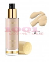 O.TWO.O WEIGHTLESS ULTRA DEFINITION LIQUID MAKEUP FOND DE TEN ROSE 4.0