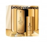 PACO RABANNE 1 MILLION EDT 100 ML+ ROLL ON STICK 75 ML SET