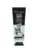PETITE MAISON CHARCOAL POWDER PEEL OFF MASCA PURIFICATOARE