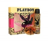 PLAYBOY PLAY IT WILD WOMEN EDT 90 ML + BODY SPRAY 150 ML SET
