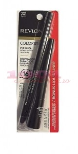 REVLON COLORSTAY EYE LINER + LIQUID LINER SET