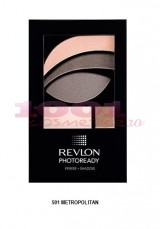 REVLON PHOTOREADY PRIMER SHADOW + SPARKLE 501 METROPOLITAN