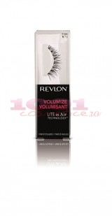 REVLON VOLUMIZE FEATHER LITE TECHNOLOGY GENE FALSE TIP BANDA V73