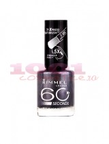 RIMMEL LONDON 60 SEC LAC DE UNGHII 623