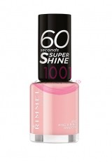 RIMMEL LONDON 60 SEC SUPER SHINE LAC DE UNGHII RING A RING O ROSES 262