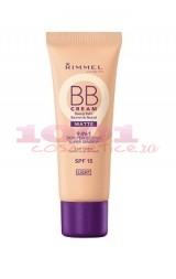 RIMMEL LONDON BB CREAM MATTE LIGHT