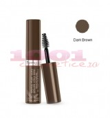 RIMMEL LONDON BROW THIS WAY GEL PENTRU SPRANCENE DARK BROWN 003