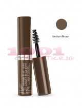 RIMMEL LONDON BROW THIS WAY GEL PENTRU SPRANCENE MEDIUM BROWN 002