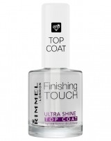 RIMMEL LONDON FINISH TOUCH ULTRA SHINE TOP COAT