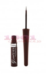 RIMMEL LONDON GLAM EYES PROFESSIONAL TUS DE OCHI BROWN VELVET 002