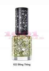 RIMMEL LONDON GLITTER BOMB LAC DE UNGHII BLING THING 022