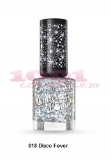 RIMMEL LONDON GLITTER BOMB LAC DE UNGHII DISCO FEVER 018