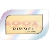 RIMMEL LONDON HOLOGRAPHIC EYE SHADOW & FACE HIGHLIGHTER GILDED MOON 024
